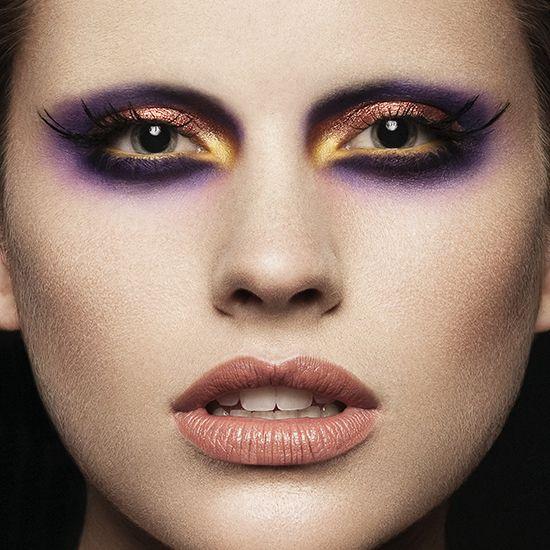Makeup artist - Roshar for ON MAKEUP MAGAZINE, Brandon Showers Photography