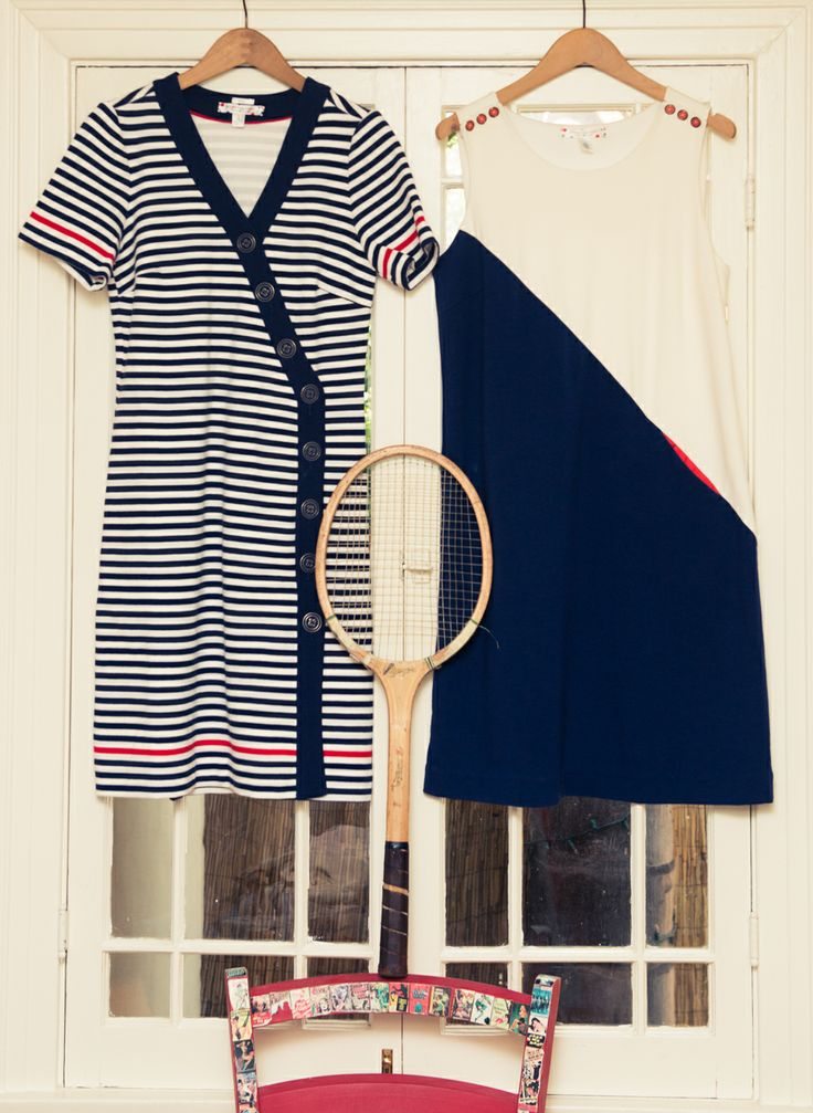 Nautical by nature. @Tommy Hilfiger #ToTommyfromZooey: July Style, Fab Fashion, Hilfiger Totommyfromzooey, Fashion Changing, Crisp White, July Ideas, Fashionista Style, Nautical, Fashion Favorite