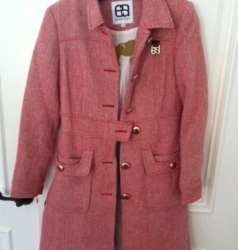 The Pink Coat Lorelai Gilmore Girls Edward An Button