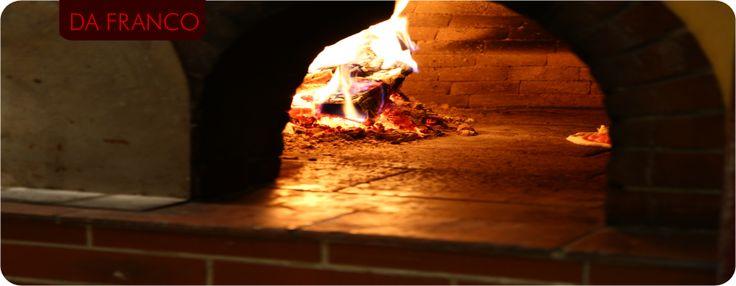 Pizzeria (Frankfurt): Hier gibt es die beste vegetarische Pizza in Frankfurt - DA FRANCO