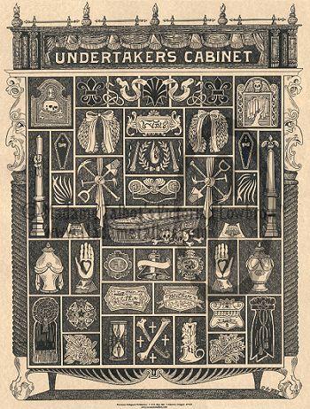 Undertakers Cabinet