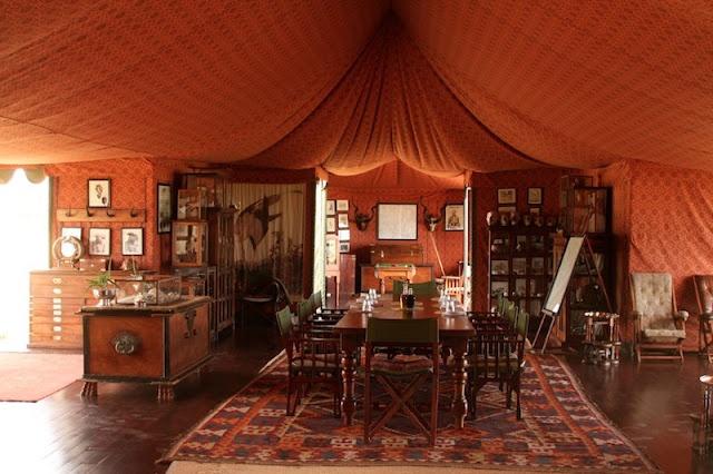 ALEXANDER WATERWORTH INTERIORS: INTERIORS INSPIRATION: JACK'S CAMP | BOTSWANA'S LUXURY SAFARI CAMP