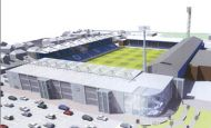 Kier nets Peterborough United's Moy's stand job #football #construction