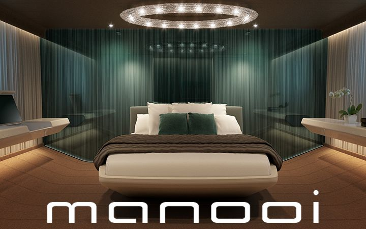 Modern chandeliers by Manooi | The VM Space