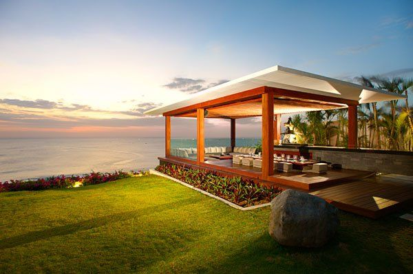 Amazing villa in Uluwatu, Bali. A most memorable wedding venue...
