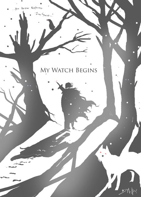 The Night's Watch needs men!!! Fight for the realm here: http://teespring.com/thewatchersonthewall
