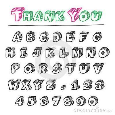 Graffiti Alphabet Bubble Letters 3D 3D Graffiti Letters A-Z | Graffiti Letters, Graffiti Alphabet