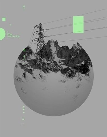 FFFFOUND! | Dan Mountford | Designcollector™ #geometric #mountains