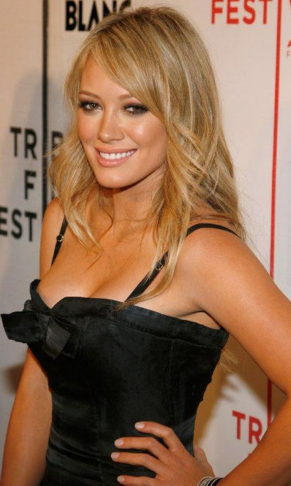 17 best ideas about hillary duff hairstyles on pinterest