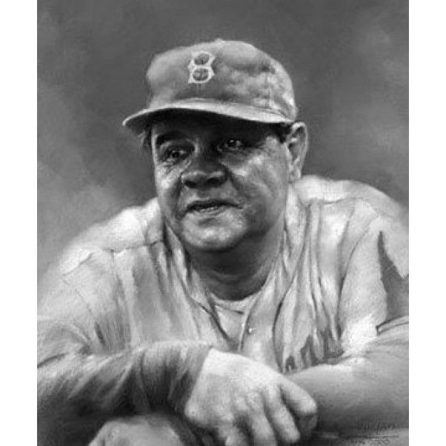 Why was babe ruth called babe-8273