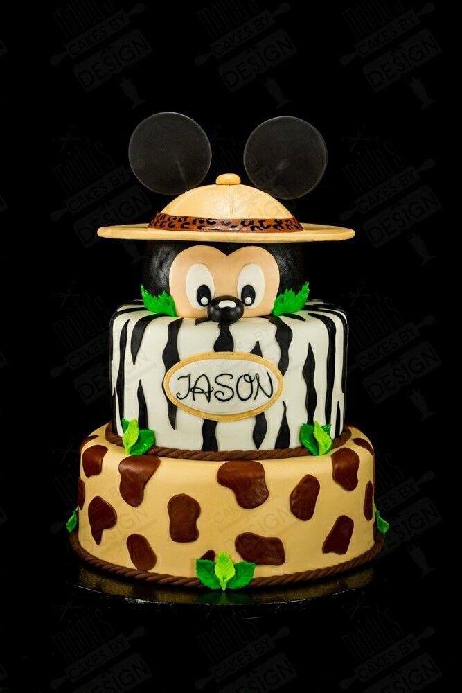 Safari Mickey Mouse