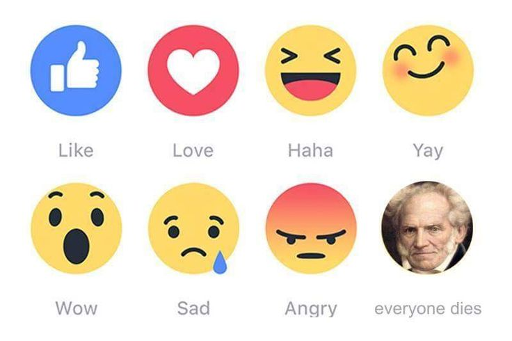Schopenhauer emoticon