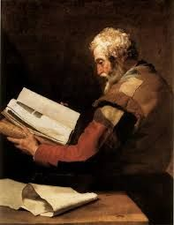 Ribera: he also gave a number of novel scientific accounts of natural phenomena. He produced a correct explanation for eclipses and described the sun as a fiery mass larger than the Peloponnese, as well as attempting to explain rainbows and meteors. Jose de Ribera - Anaxagoras