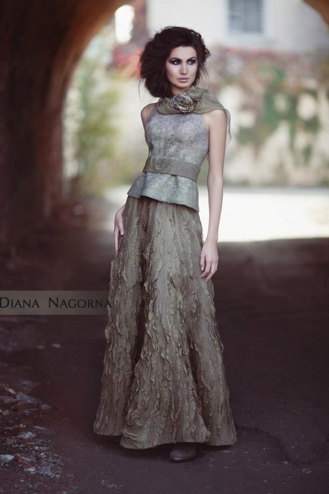 Diana Nagorna - incredibly beautiful