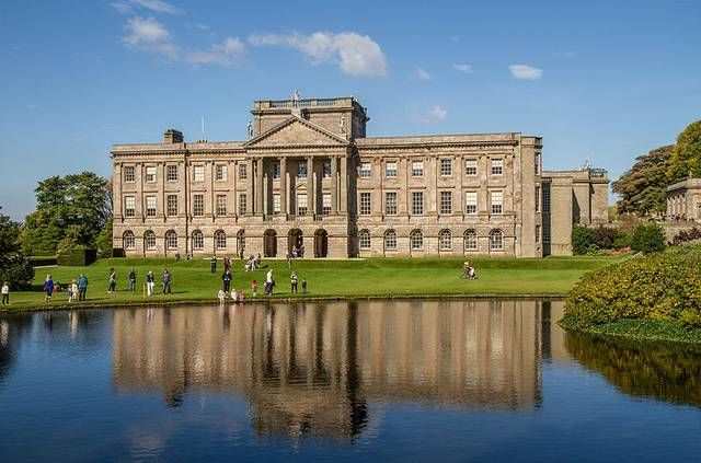 Lyme Park -- The house is the largest in Cheshire, and is designated by English Heritage as a GradeI listed building.