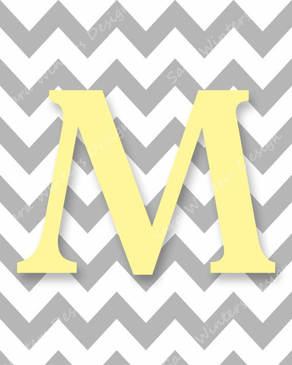 chevron initials wallpaper with o - photo #31