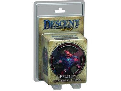 Descent Belthir Lieutenant pack 2nd ed.