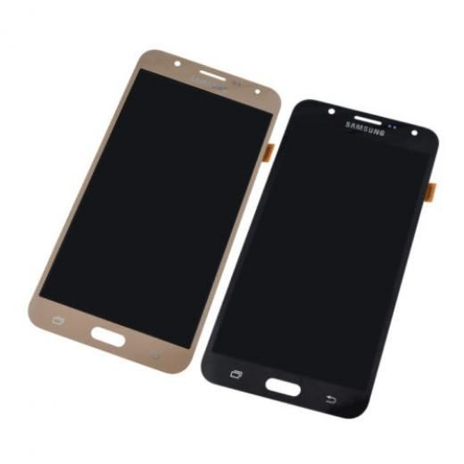 Lcd Display Touch Screen Digitizer Assembly For Samsung Galaxy J7 Hot Sale New Without Contract China No System Processor Ram