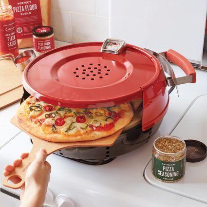 Countertop Pizza Oven Sur La Table : sobre Forno Pizza Gas en Pinterest y mas Forno eletrico para pizza ...