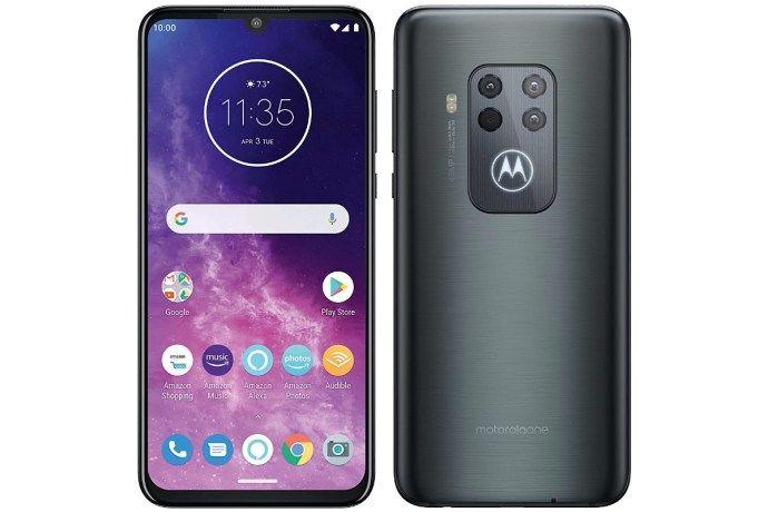 Amazon Reduziert Motorola One Zoom Em 2020