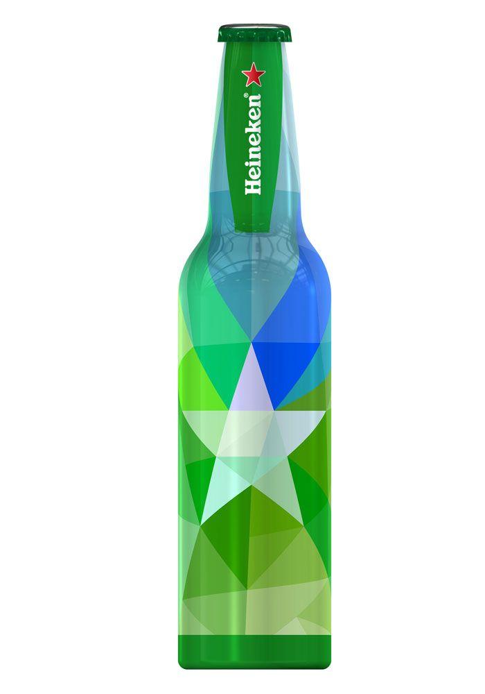 #Heineken Reveals Winner of Your Future Bottle 'Remix'Challenge #Packaging