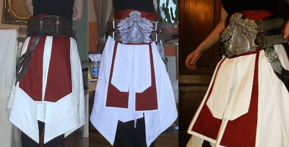 ACB- Ezio tunic by LadyBad on deviantART