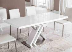 mesas de comedor modernas modelo dt