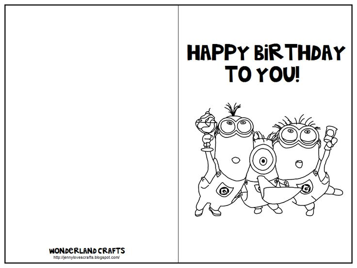 78 ideas about Birthday Card Template – Happy Birthday Card Templates Free