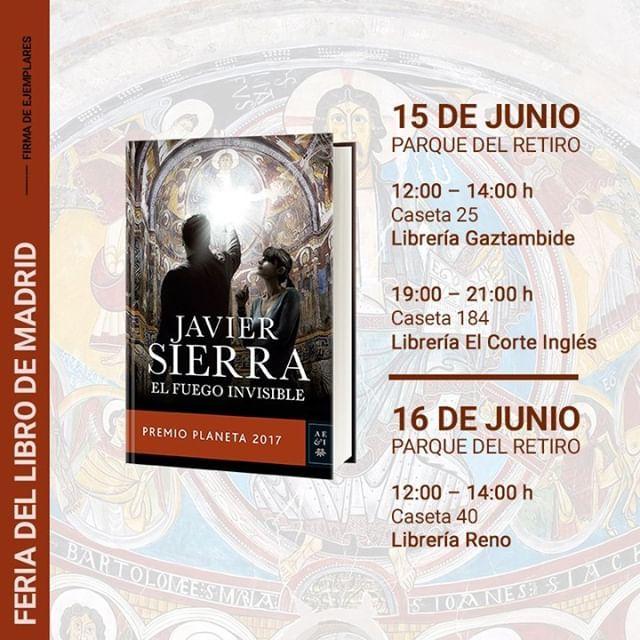 Feria Del Libro De Madrid Este Año Firmaré únicamente En Flmadrid Los Días 15 Y 16 De Junio último Fin De Semana Del Evento Resérvate Los Book Cover Books