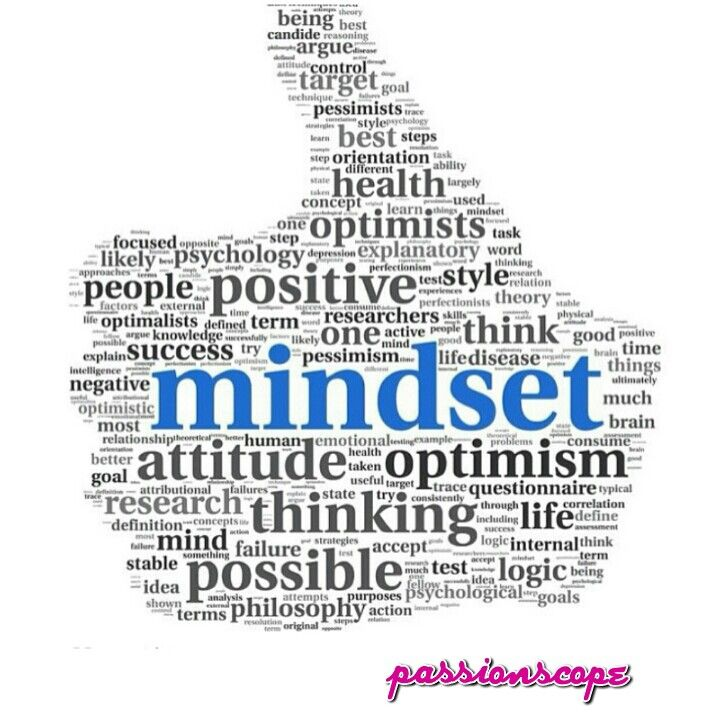 Your mindset will determine the value of the day!!!