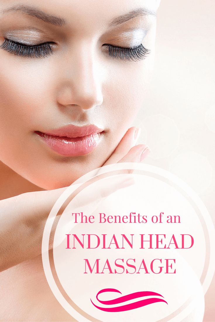 Benefits of Indian head massage on the nervous system, sleep, health, focus, physical, psychological, migraines, and more explained.