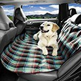 Dog Car Seat Covers, Arespark Waterproof NonSlip Pet Hammock Seat Cover for Cars- Black: Amazon.ca: Pet Supplies