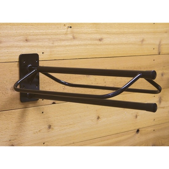Easy Up 174 Wall Mount Saddle Rack With Pad Bar Feed And