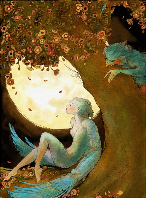 fairy tale art | Fairy Tale Art: Fantastic Illustrations by Erin Kelso (Picture Gallery ...