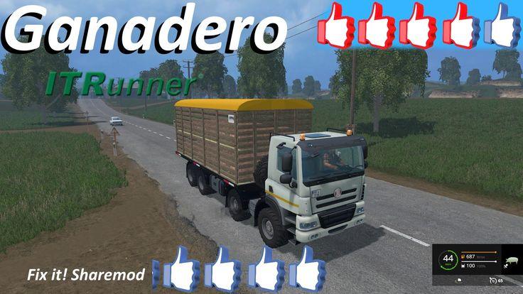 Review Ganadero ITRunner #FS15