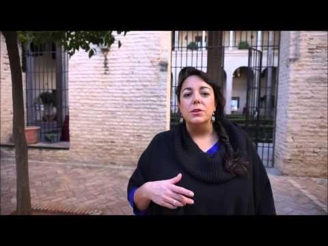 Nuestra compañera Pilar nos explica desde el Palacio de los Marqueses de la Algaba qué es el mudéjar y su importancia en Andalucía