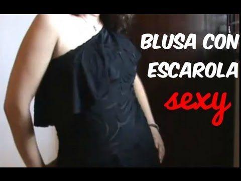 Vestido largo medio beso y falda rotonda - Hecho con Estilo - YouTube