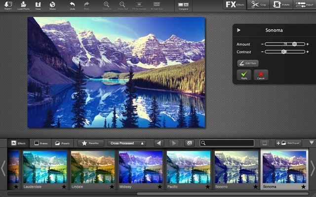 Sure, iPhoto is pretty good and Aperture is powerful, but neither of them are really designed for effects (or layering effects), which is where FX Photo Studio Pro comes in. Part of the Cult Of Mac Deals FX Photo Studio Pro is usually $ 40 in the Mac App Store, but you can get it for $20 now!