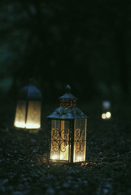 Classical | Romantic | Fantasy Photography http://www.pinterest.com/oddsouldesigns/marvelous-things/ #lanterns #candles