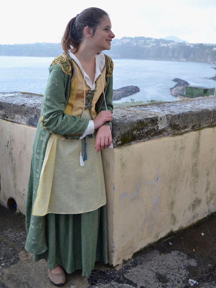 "Procida - costume per ""Martiri 1799"""