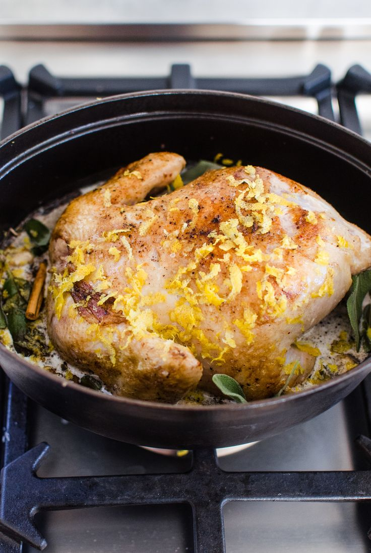 Jamie Oliver's Chicken in Milk Is Probably the Best Chicken Recipe of All Time — Recipe Review