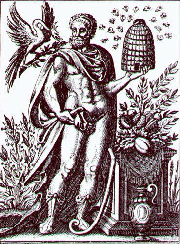 origenes: BEE : THE GODESS