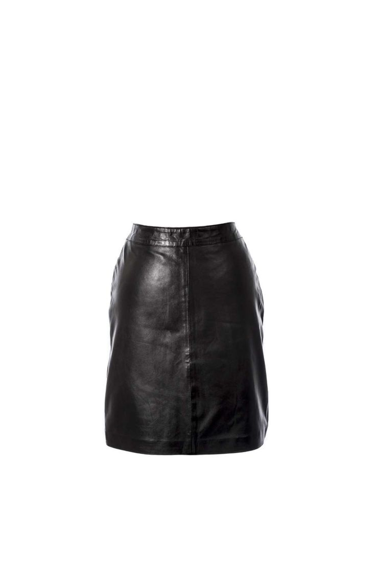 Stine Kim Design Autumn Winter 2014 Style: Black Skirt