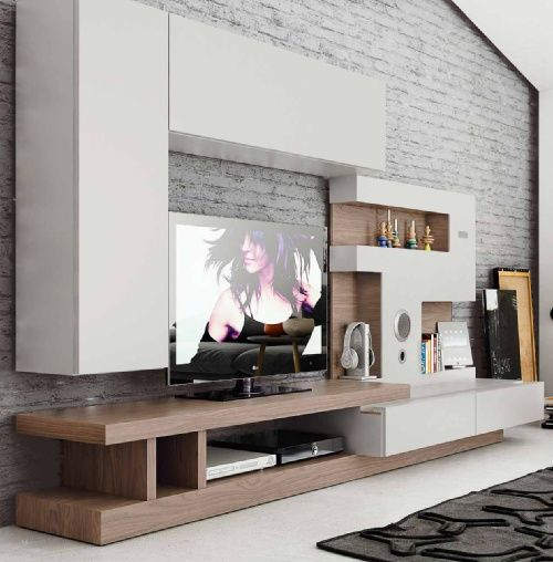 Best 25 contemporary tv units ideas on pinterest for Contemporary tv media units