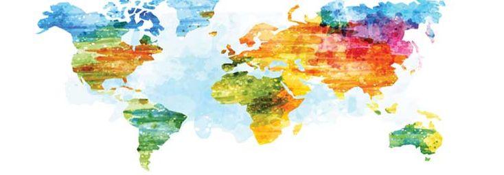 Significado das cores nas diferentes culturas tudo em for Das design des esszimmers