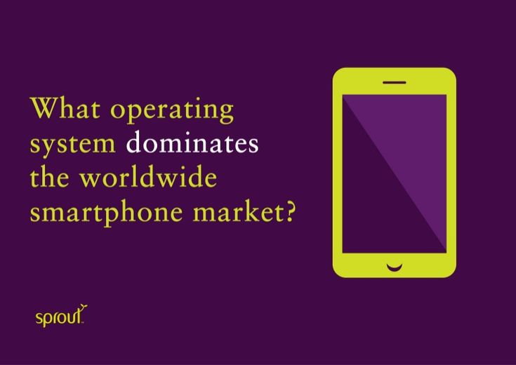 What operating system dominates the worldwide smartphone market? Check out our slideshare and find out more! #smartphone #android #iphone #windows #ios #operatingsystem #samsung #sprout #freedomtogrow #device #mobile