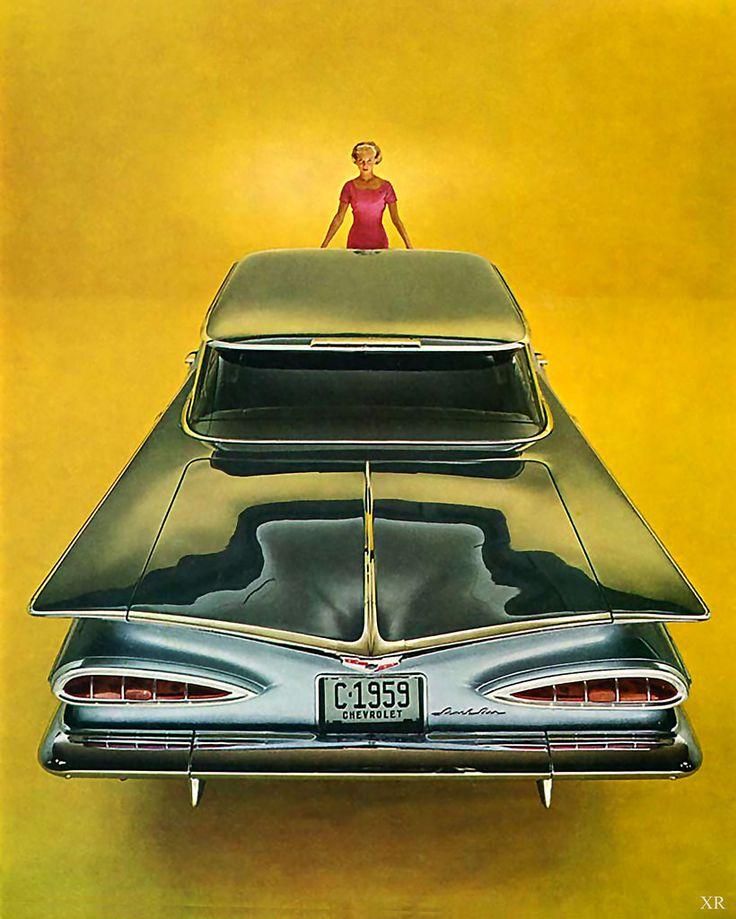 Do Car Rentals Rent Impalas