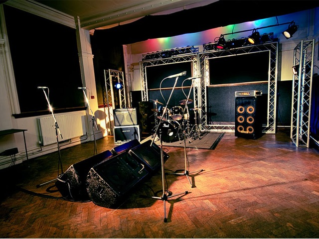 Central London Music Practice Rooms