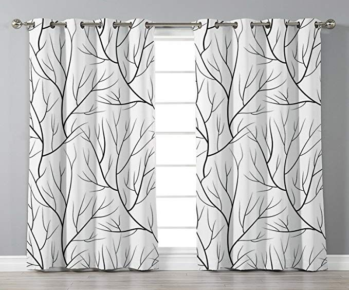 Amazon Com Thermal Insulated Blackout Grommet Window Curtains