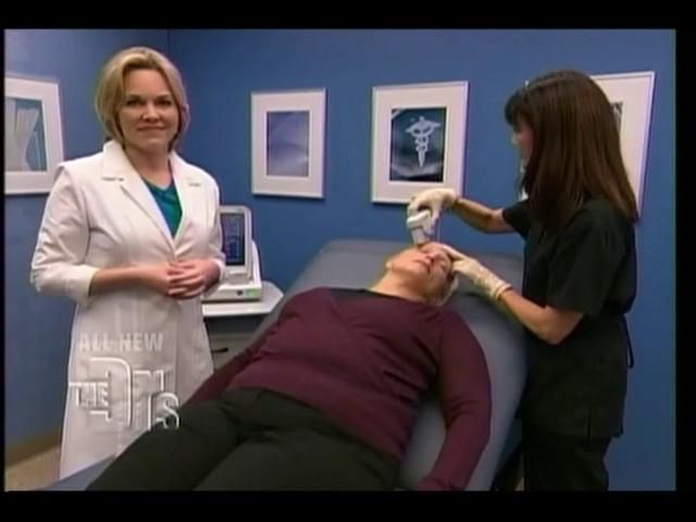 #Ultherapy on The Doctors by Ultherapy. Dr. Elizabeth Tanzi shares with The Doctors how Ultherapy treat sagging brows. --January 2011